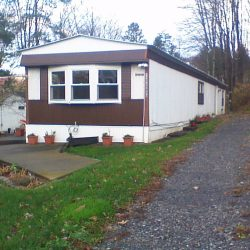 Trailer for rent 49 Barn Road Clearfield, Pa.
