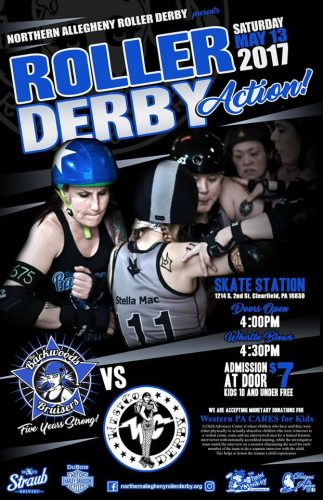 5-13 bout poster