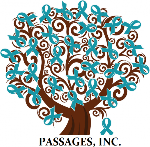 PASSAGES  TREE LOGO