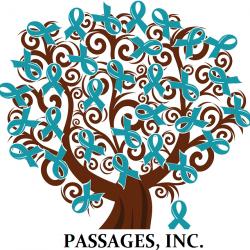 PASSAGES  TREE LOGO