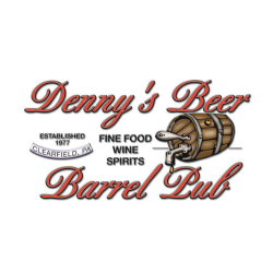 dennys logo