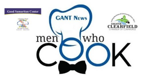 Men Who Can Cook Event Logo